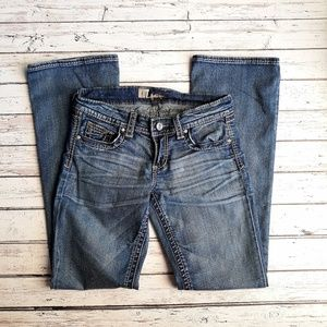 KUT FROM THE KLOTH Distressed Jeans Boot Cut 4